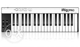 irig keyboard 37 keys controller