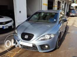 Seat Leon Cupra 300 Hp Year:2009 Seat Lebanon Maintenance As New