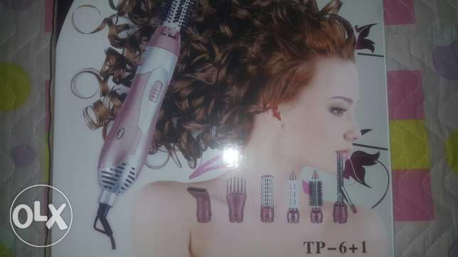 For hair .. 6 in 1 بنت جبيل -  1