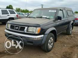 Nissan frontier 1998 clean carfax low mileage