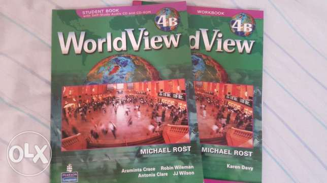 World view English book 4b