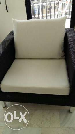 Bamboo great condition barely used set with table مار مخايل -  4