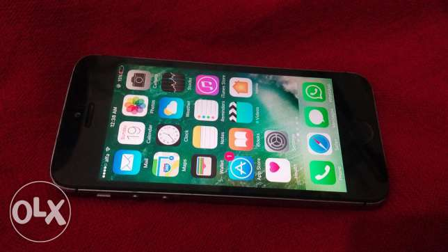 iphone 5s 32g ray7a l basmeh