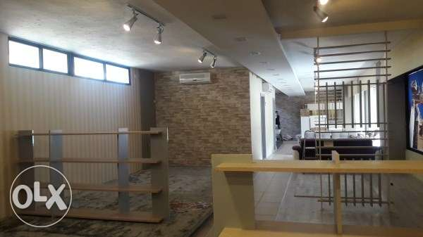 Rare opportunity 600 M2 Store For Sale or Rent at Jounieh Highway