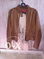 jacket leather high quality