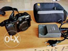 Canon PowerShot G11 10MP with 5x wide angle