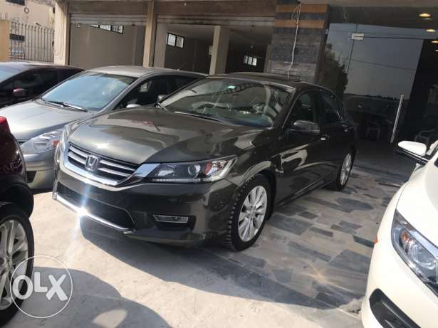 honda accord 2014 EXL