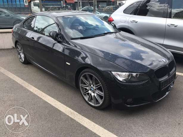 BMW 325 coupe 2010.