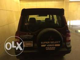 MitsubishiPajero i10 for Sale, In a great condition, owned by a Doctor