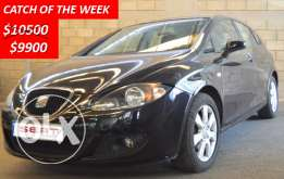 Catch of the week-Seat Leon