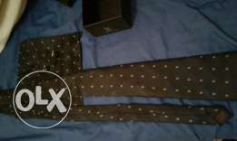 Cravate tie louis vuitton lv for sale