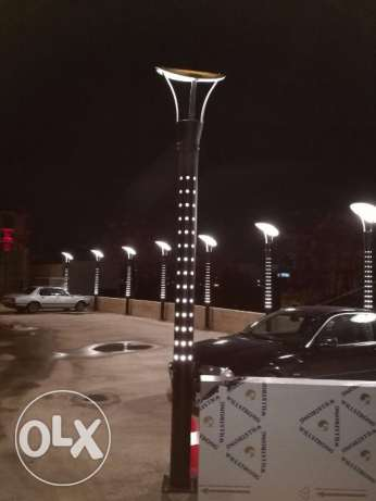 Garden lamp for sale . زلقا -  6