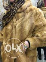 Women's Clothing Real fur coats and jackets (international brands )