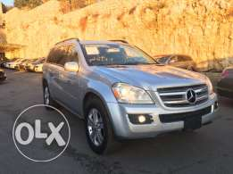 SUV 7 seats GL silver very clean car fully loaded