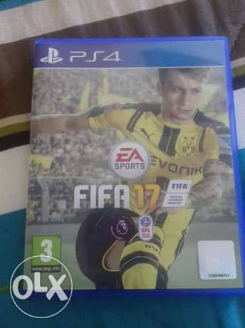 Fifa 17 for sale 40$