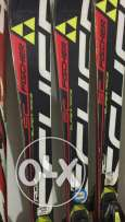 Fischer SC RC4 Skis, Almost new