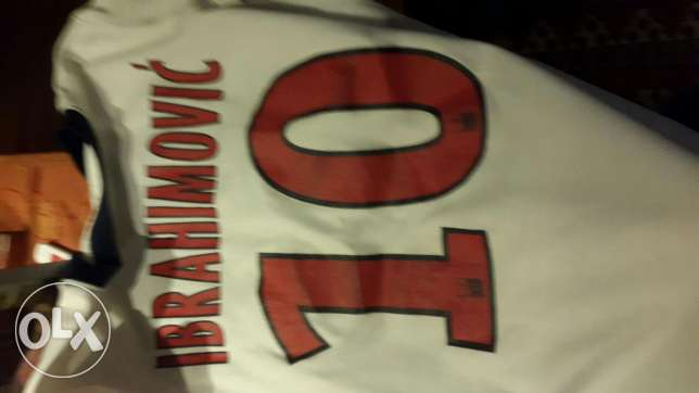 T shirt Ibrahimovic