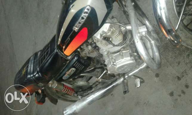 Motorcycle موتسيك for sale الدورة -  4