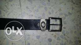 Genuine leather belt for Men,Length 100 cm.