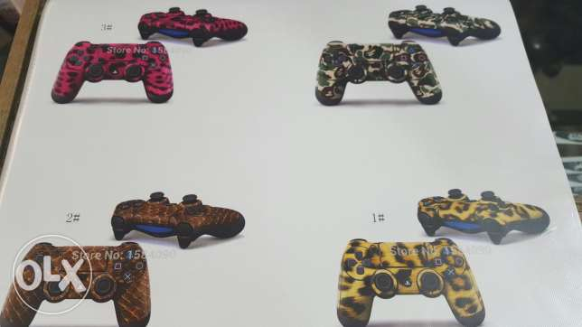 Ps4 controllers stickers for sale
