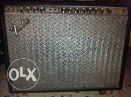 fender twin reverb tube