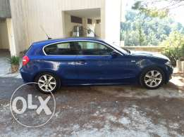 bmw 120 coupe 2008