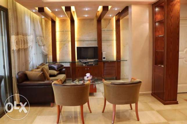 Furnished apartment for Rent in Roumieh