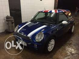 mini cooper 2002 super clean very good condition 2ngaz ma badha manual