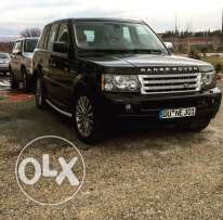 range sport 2008 from germane low meleage clean carfax