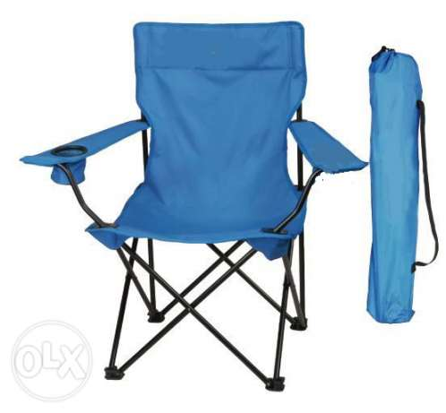 للنزهات Fold-able Camping Chair 15$