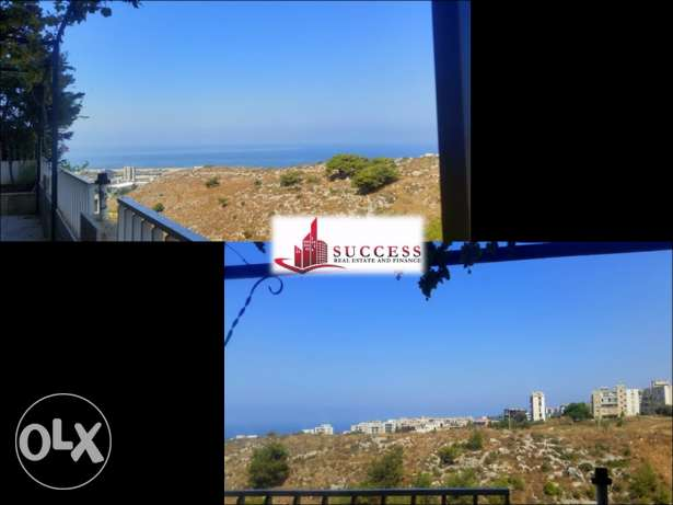 Decorate Apartment with Sea View for Sale in DBAYE المتن -  1