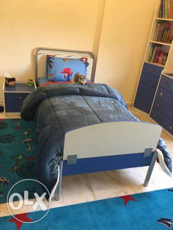 Boy's bed room for selling