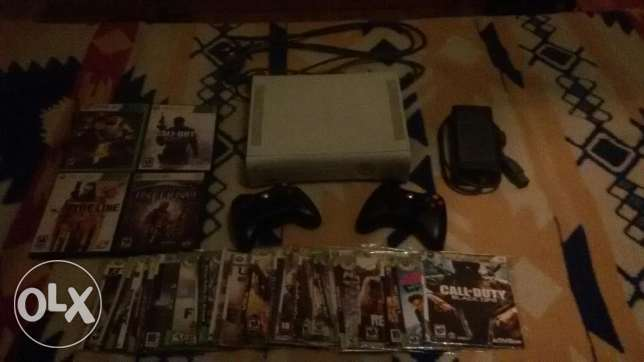 Xbox 360 super ndife in a very good condition