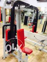 Used Gym equipements for sale. Very good condition