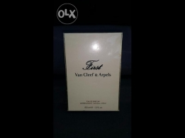 First perfume for women from van cleef