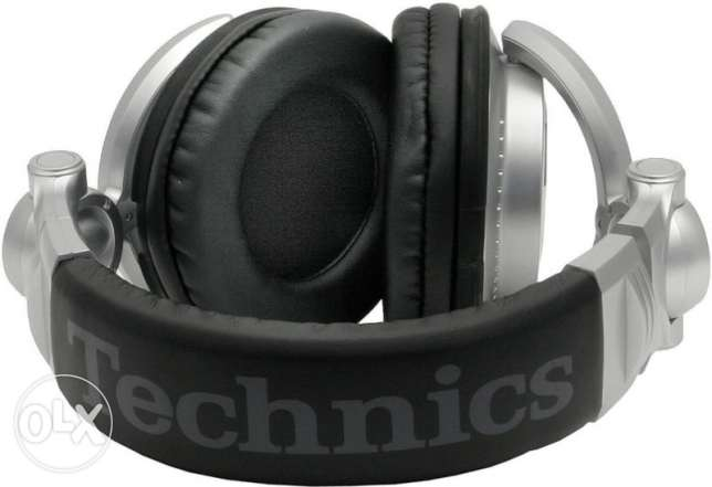 technics headphones. usa origin. made in japan. brand new