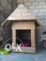 Handmade brand new Dog House for sale