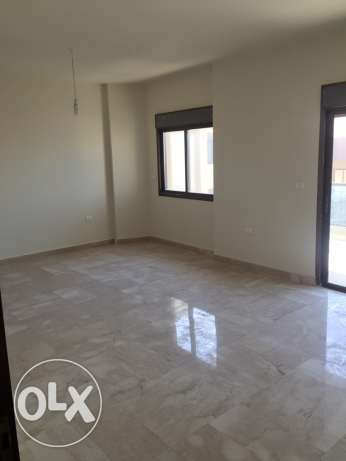 New apartment in Mazraat yachouh panoramic view