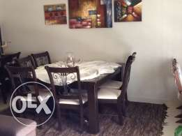 Dinning room for sale in very good conditions