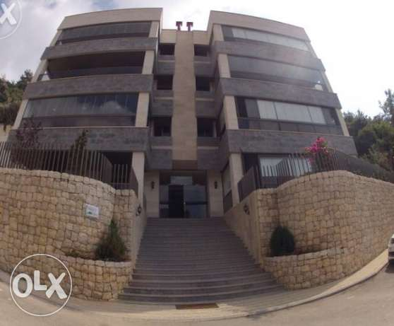 fully furnished apartment for sale in Rabweh انطلياس -  1