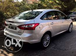 Ford Focus 2013 chrke Liban full automatic as new