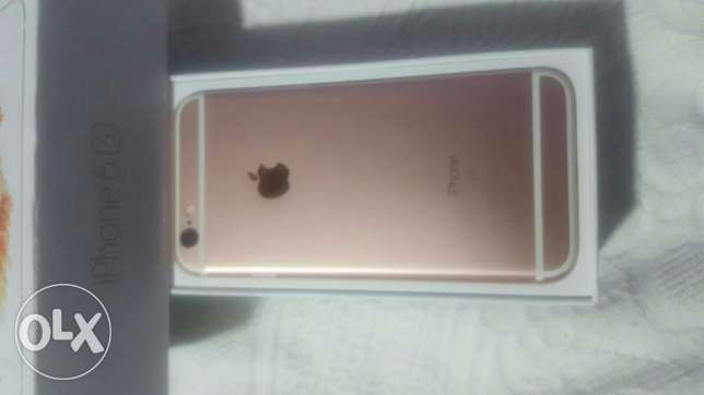 Iphon 6s 16 gb lon zaher كفر ملكي -  1