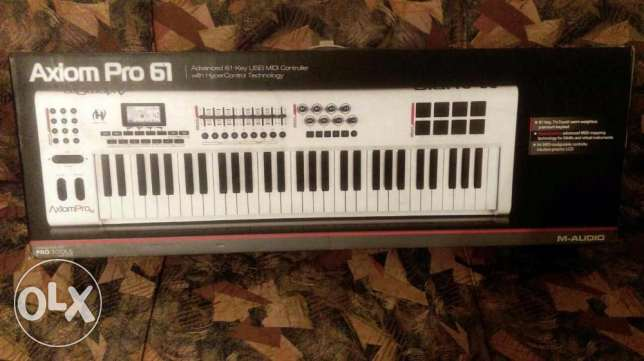 M-AUDIO - Axiom Pro 61 (NEW)