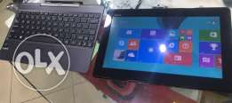 Asus Transformer tab laptop 10.1 inch