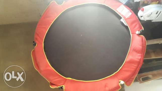 Jumping board for kids