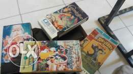 VHS movies for kids