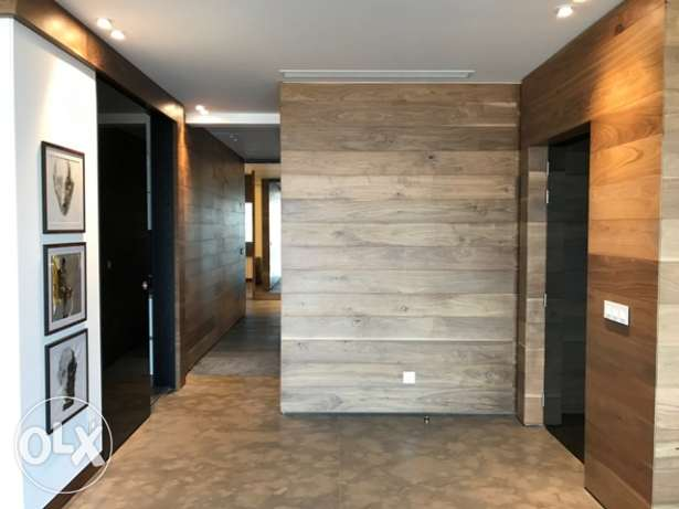 new and decorated apartment for sale in achrafieh أشرفية -  2
