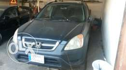 for sale Honda CR-V ex model 2004
