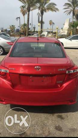 Toyota Yaris vti 1.5 full options 2014 source & services company تقسيط