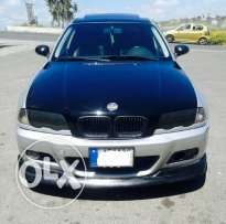 "bmw 325 mash8oule M3 doleb 18"" full aptions"